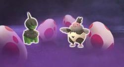 Kurios Eier Pokemon GO