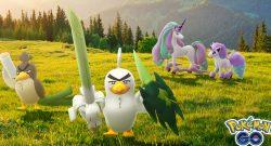 Pokémon GO: Ihr könnt Galar Ponita und Porenta fangen und entwickeln – Aber nur kurz
