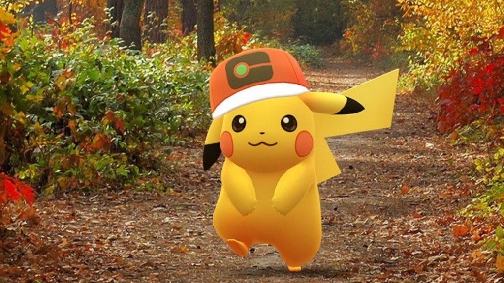 World Cup Pikachu Pokemon GO