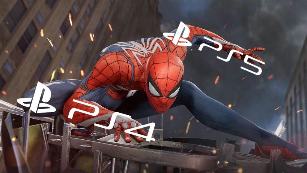 Titelbild Spiderman PS5