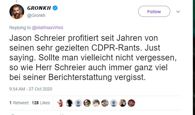 Tweet-Gronkh