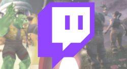 Twitch Games Titel
