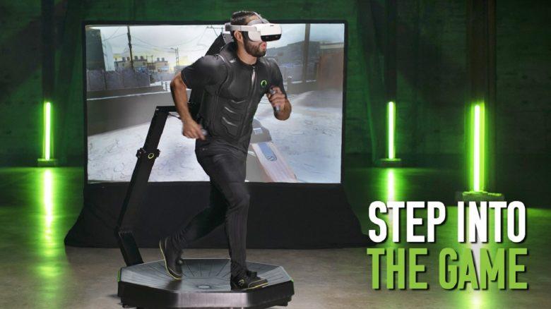 Wie Ready Player One: Neues VR-Laufband kommt, könnte das Gaming radikal ändern