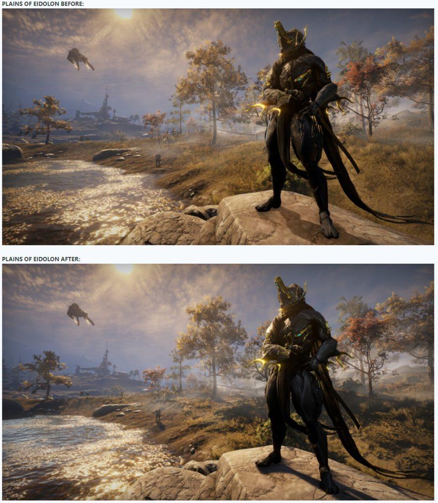 Warframe Eidolon Vergleich