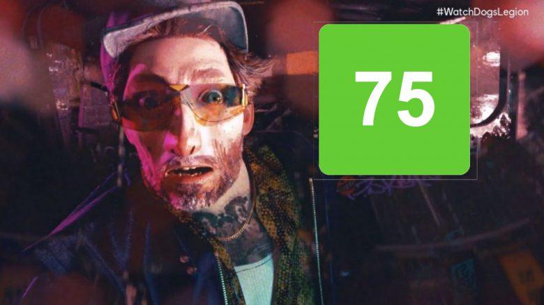 Watch Dogs Legion kommt bei Metacritic auf 75/100, trotz starker Kritik