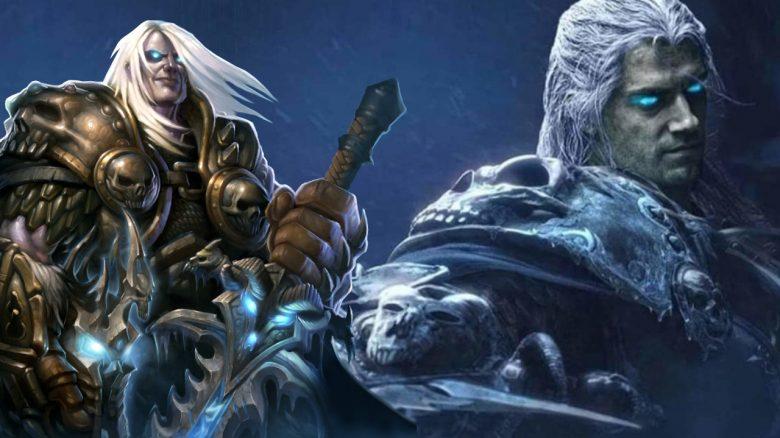 """WoW: Selbst Blizzard findet den """"Witcher""""-Schauspieler als Arthas super"""