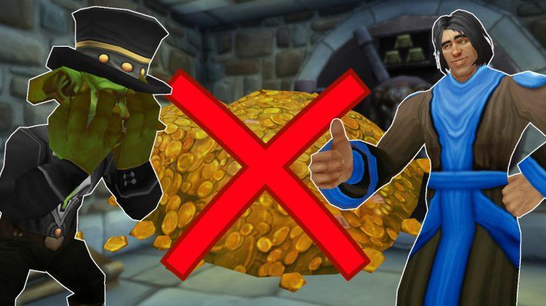 WoW: Weniger Gold für alle – Alte Belohnungen um 90% reduziert