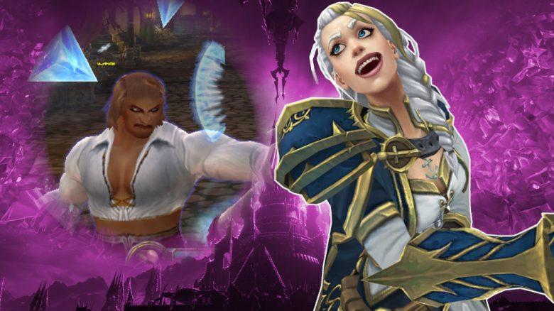 WoW: Kurioser Bug macht aus Magier-Spielern sonderbare Drag-Queens