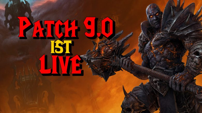 WoW Patch 90 ist live titel title 1280x720