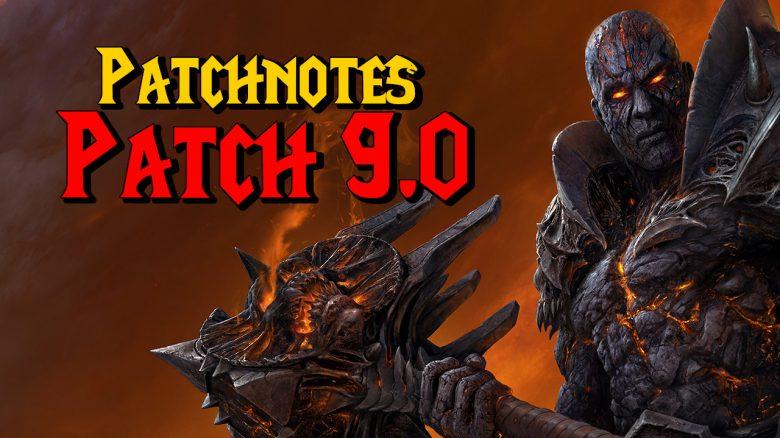 WoW: Das ändert sich alles mit dem Pre-Patch – Die Patch-Notes für 9.0