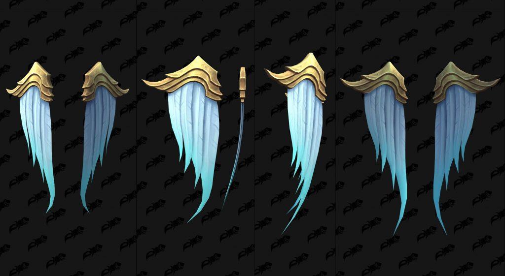 WoW Shadowlands Pakte Rüstung Kyrianer Rücken 3 wowhead