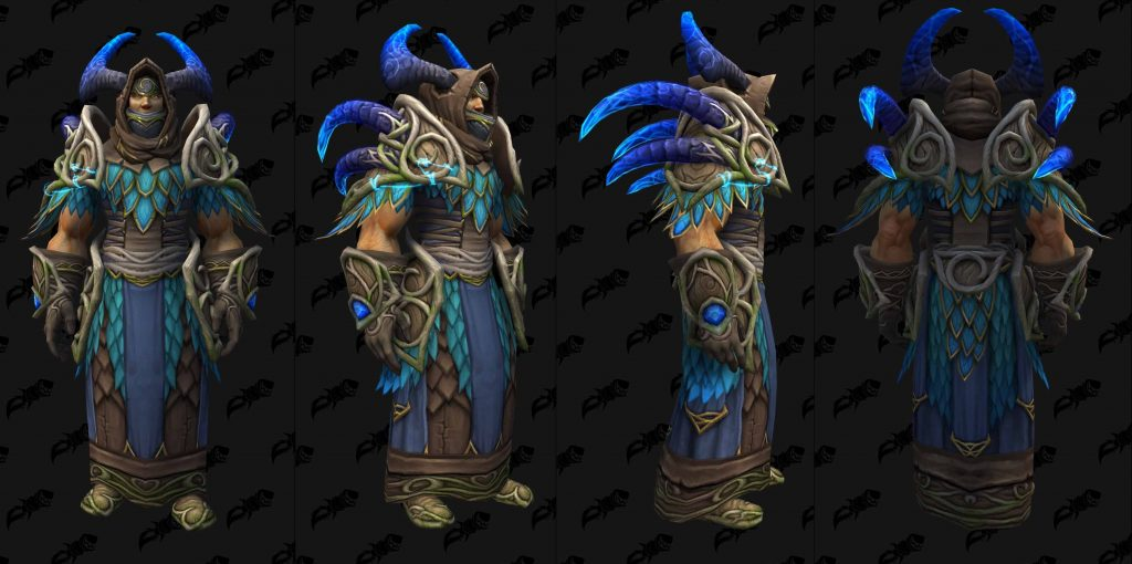 WoW Shadowlands Pakte Rüstung Nightfae Kette wowhead