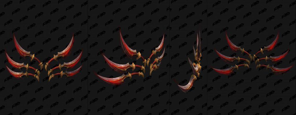 WoW Shadowlands Pakte Rüstung Rücken Ventyhr wowhead