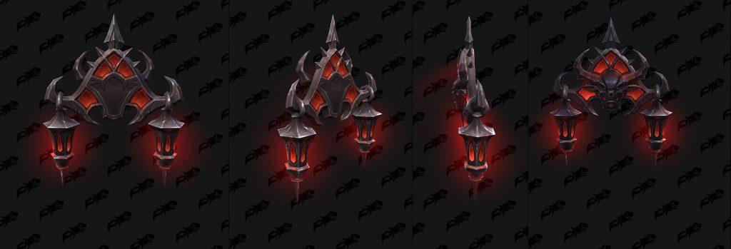 WoW Shadowlands Pakte Rüstung Rücken 2 Ventyhr wowhead