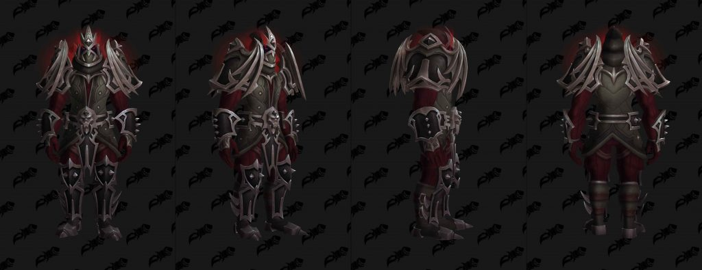 WoW Shadowlands Pakte Rüstung Venthyr Leder wowhead