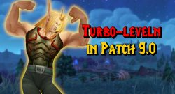 WoW Turbo Leveln Blood Elf titel title 1280x720