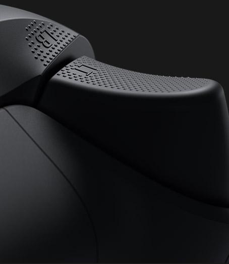 Xbox Controller Schultertasten