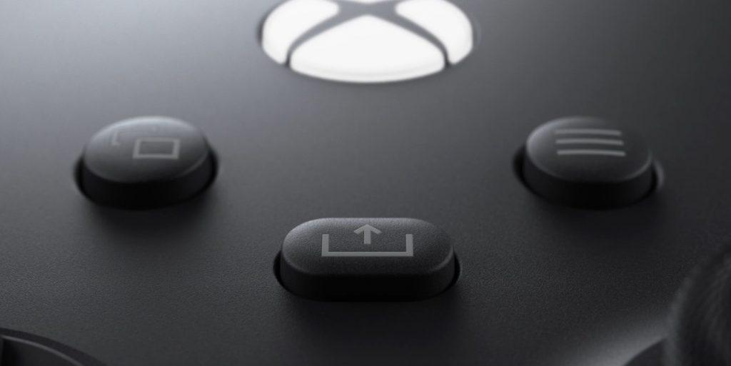 Xbox Controller Share Taste