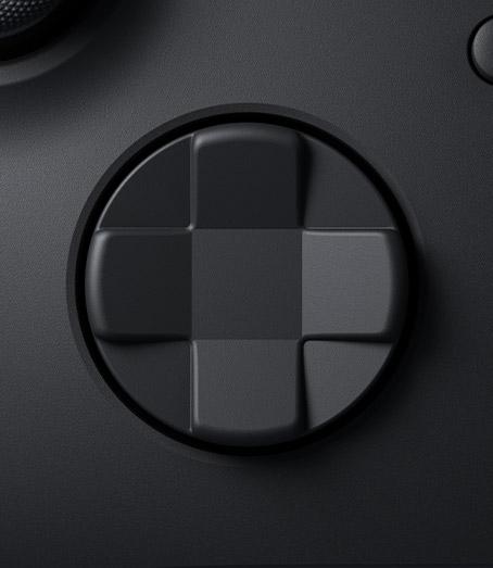 Xbox Controller Steuerkreuz