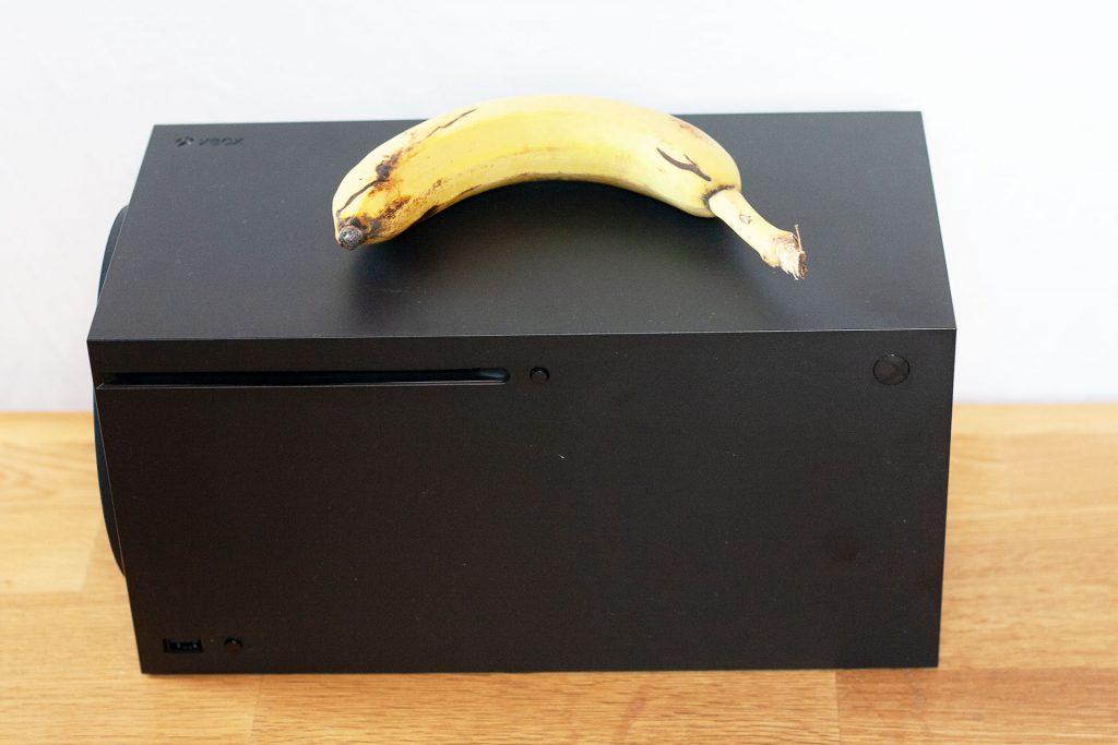 Xbox-Series-X-Banane