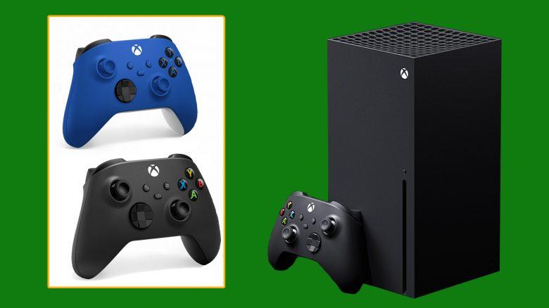 """Xbox Series X/S mit neuem Controller – Was macht ihn überhaupt """"neu""""?"""