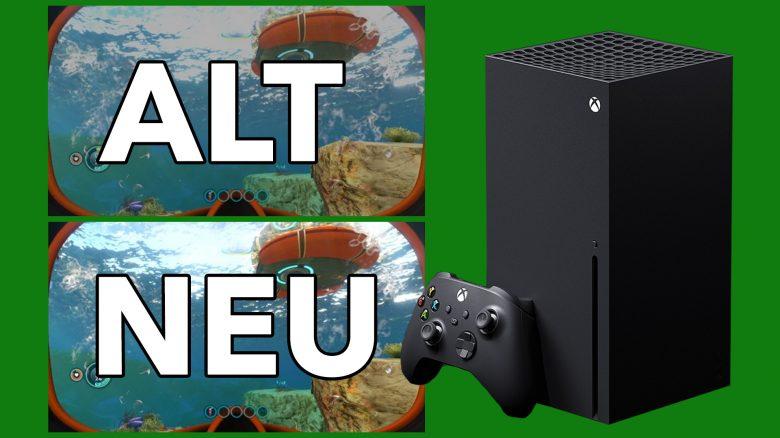 Xbox Series X: Leistungsboost für alte Xbox-Perlen auf Next-Gen – So gut sieht's aus