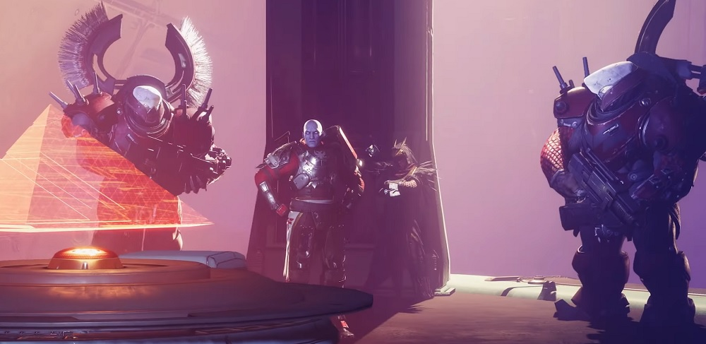 Zavala Kabal Osiris Beyond Light Season 12 Destiny 2