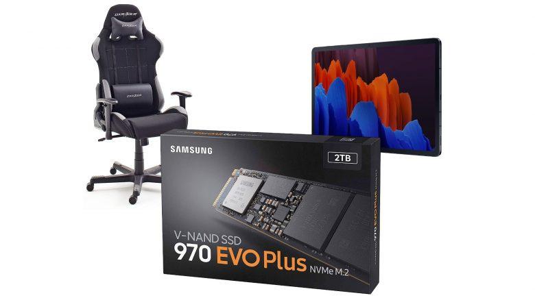 Samsung SSD 970 EVO Plus 2 TB zum Bestpreis und mehr bei Amazon
