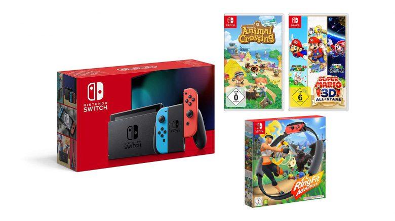Amazon Prime Day: Die besten Angebote für Nintendo Switch