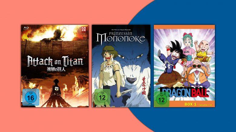 Anime 3-für-2-Angebot am Amazon Prime Day mit Dragonball
