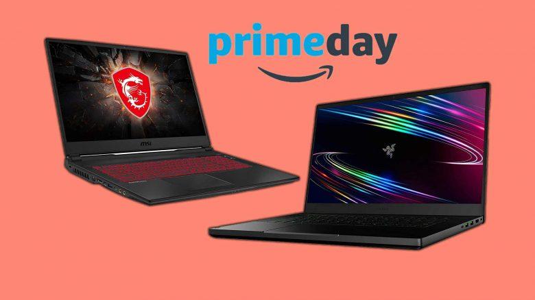 Amazon Prime Day: Top Gaming-Notebooks im Angebot