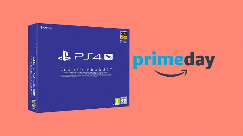 Amazon Prime Day: PS4 Pro im Angebot für nur 239 Euro