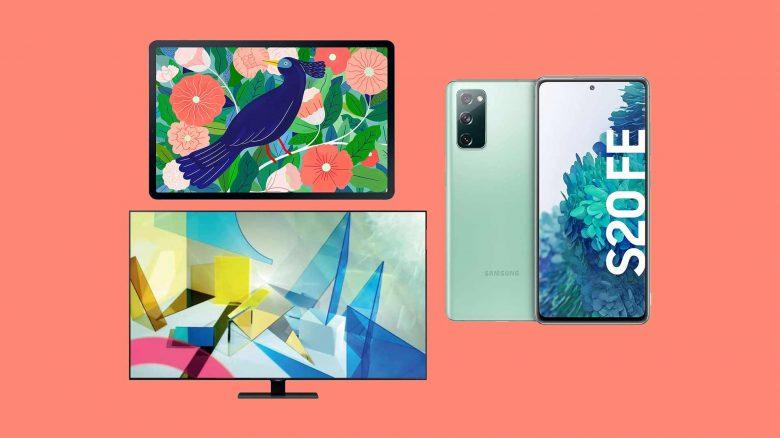 Amazon Prime Day – Das beste von Samsung: Handys, 4K TV & Tablet