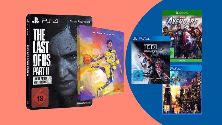 Die besten Spiele-Angebote für PS4 & Xbox One am Amazon Prime Day