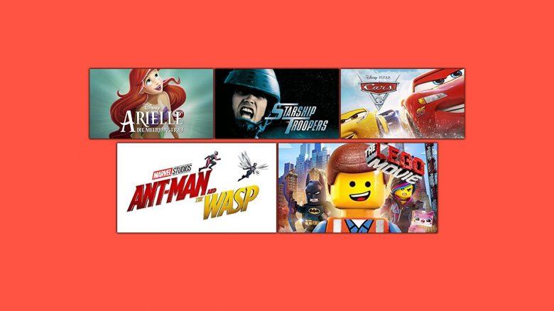 Amazon Prime Video: Über 300 Filme für je 97 Cent leihen