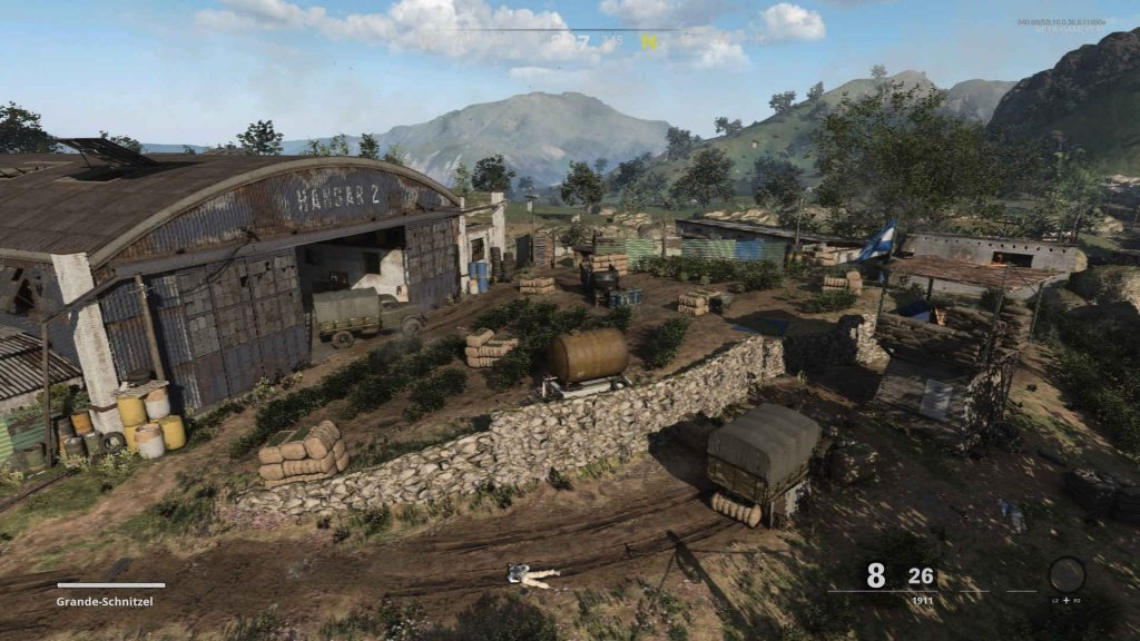 cod cold war beta map cartel