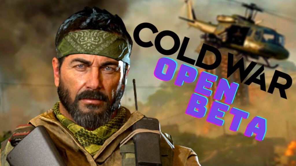 cod cold war open beta alle infos titel