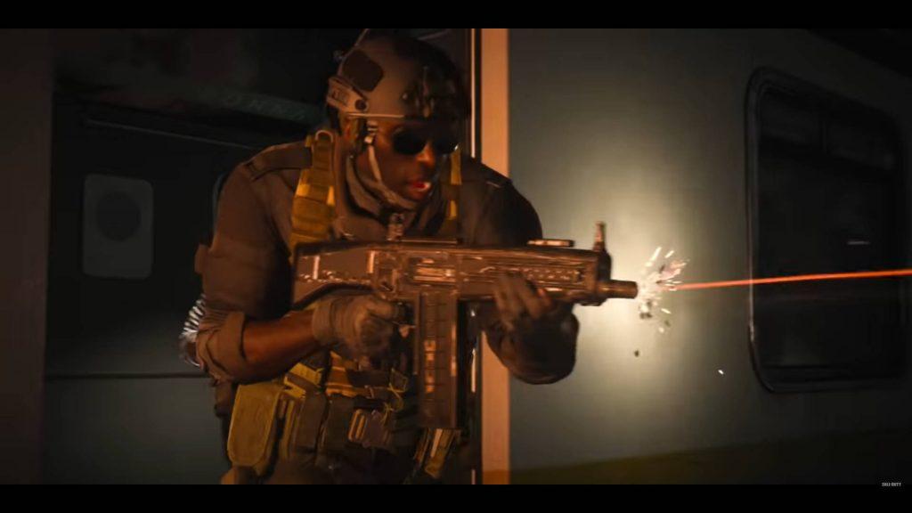 cod modern warfare warzone waffen season 6 aa-12 trailer