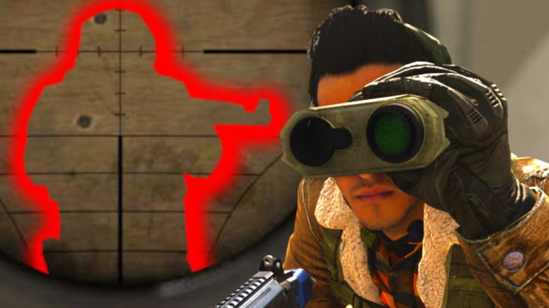 cod warzone kaputtes spotter scope titel