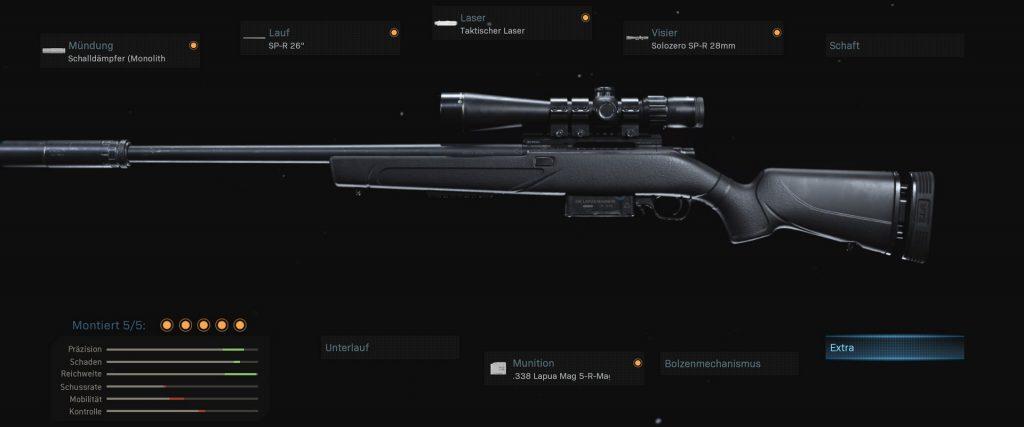 cod warzone waffen sp-r 208 setup op-sniper vor nerf