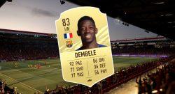 FIFA 21: Deshalb muss Dembélé unbedingt in euer Ultimate Team
