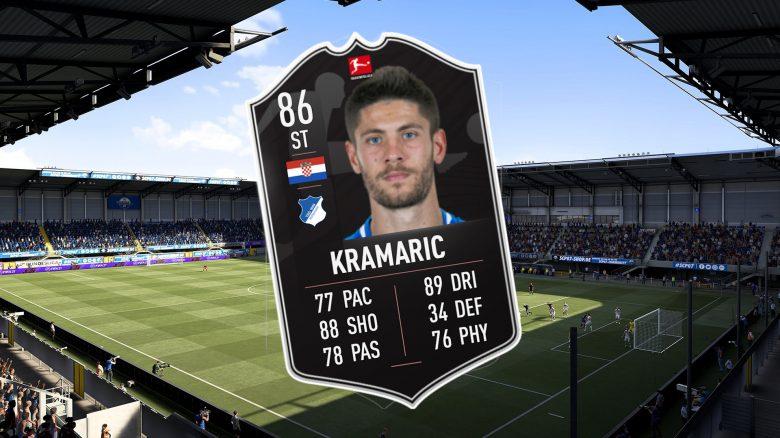 FIFA 21: Kramaric ist der erste Bundesliga-POTM – Lohnt sich die Karte?