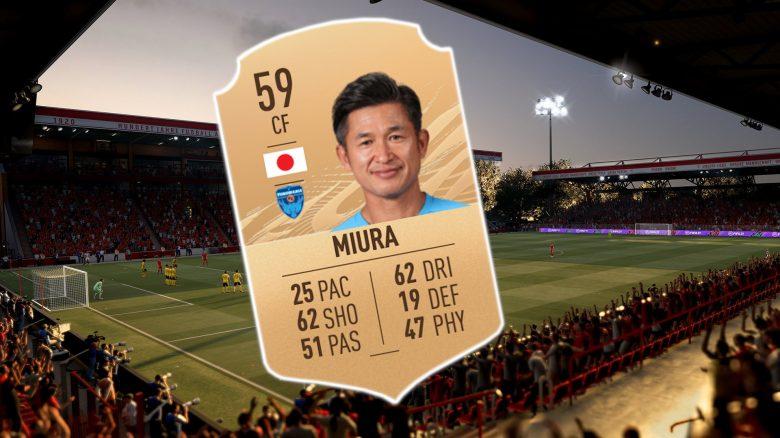 In FIFA 21 könnt ihr einen 53-jährigen Fußballer spielen – Aber warum?
