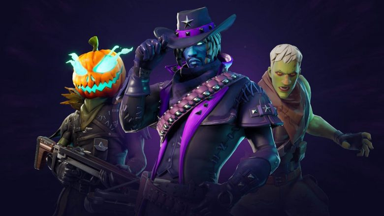 fortnite halloween skins titel
