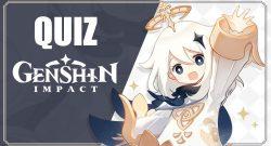 Bist du ein Profi in Genshin Impact? Mach mit bei unserem Quiz