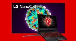 LG Nanocell-TV und MSI Gaming-Notebook zum Bestpreis bei MediaMarkt