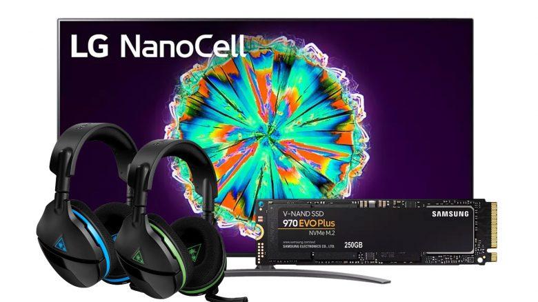 LG NanoCell UHD-TV mit HDMI 2.1 zum Bestpreis und mehr bei Saturn