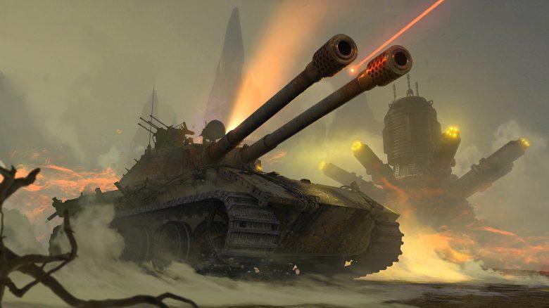World of Tanks: Neuer Spielmodus kommt von Silent Hill-Designern – Wird richtig gruselig