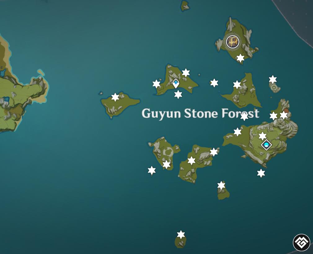 Meteoriten guyun
