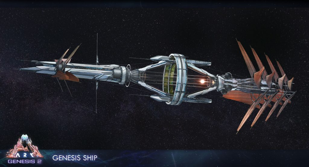 ARK-Genesis-Part-2-Rauschiff